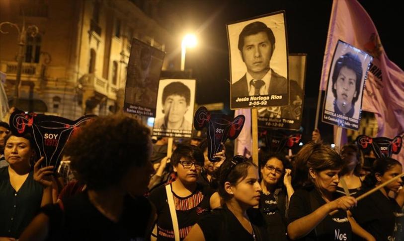 Perú, el país donde solo 47 de los más de 20 mil casos de desaparición forzada han terminado en sentencia