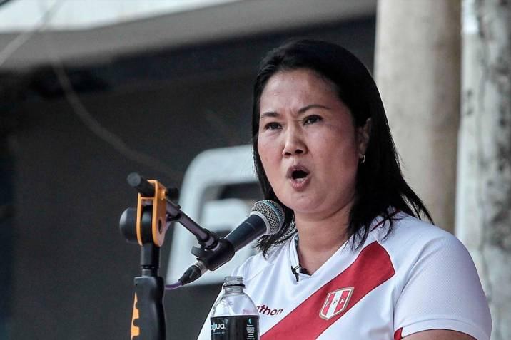 """Hablemos de inseguridad: Keiko Fujimori y la peligrosa """"mano dura"""""""