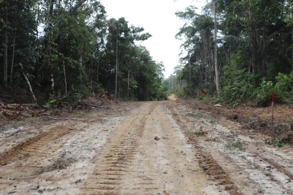 La construcción de la Carretera Jenaro Herrera – Colonia Angamos amenaza la vida de  los PIACI que viven en reservas indígenas y reservas nacionales