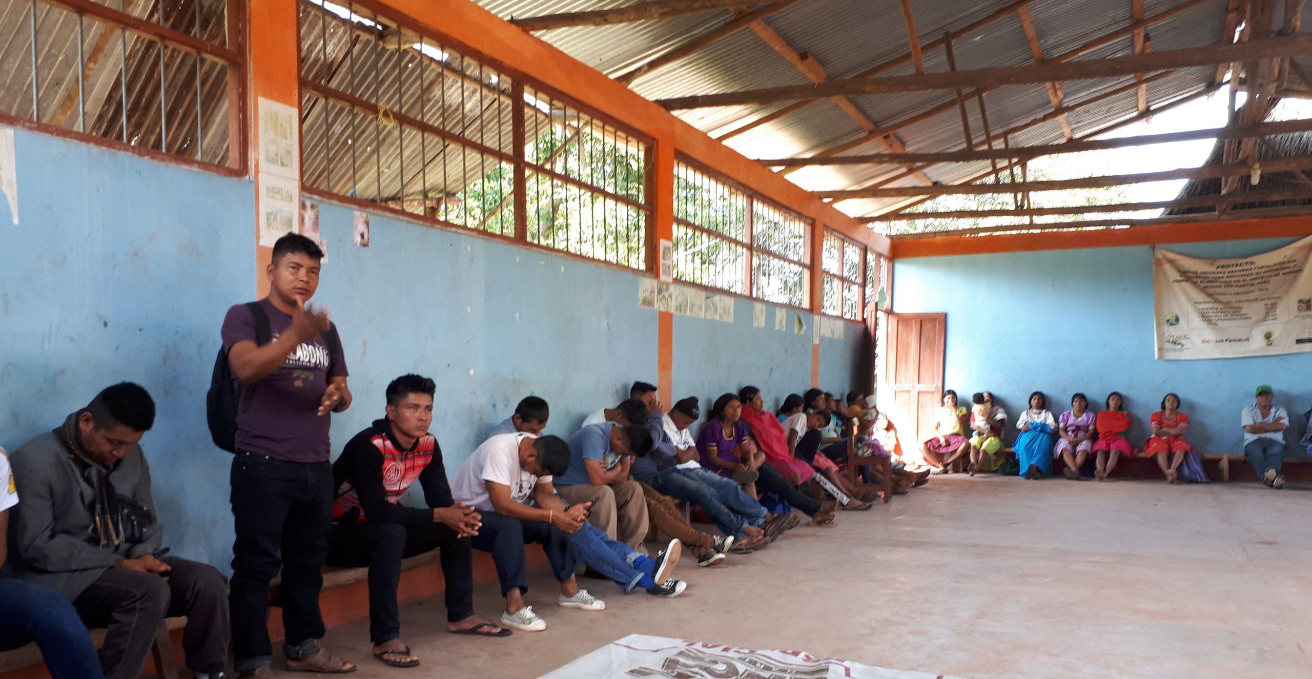 Comunidad Puerto Franco:  cuando el Estado y los madereros despojan a una comunidad de su territorio