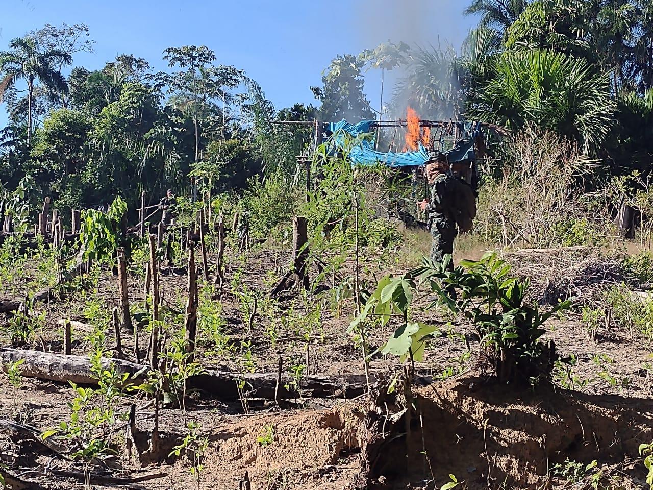 Comunidad indígena de Ucayali pide auxilio al Ejecutivo por el acoso del narcotráfico