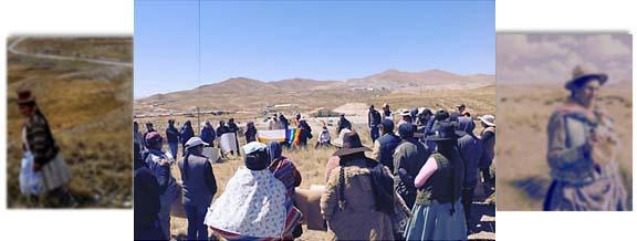 Comunidades de Espinar, afectadas por contaminación, continúan capacitándose para exigir al MINSA y la GERESA de Cusco el cumplimiento de la sentencia