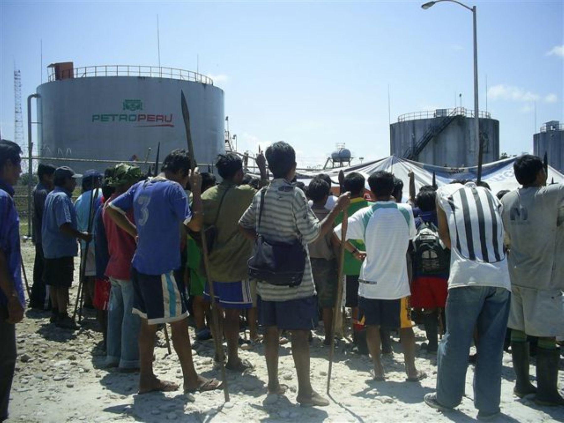 Continúa juicio oral Estación 6 de Petroperú por el Baguazo