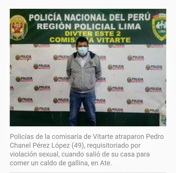Detienen a exmilitar Pedro Chanel Pérez López acusado en el caso Manta y Vilca