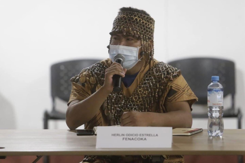 MINJUSDH otorga medidas de protección a líder del pueblo kakataibo