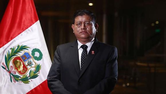 Walter Ayala: el polémico abogado que negó su cercanía a Perú Libre y ahora es ministro