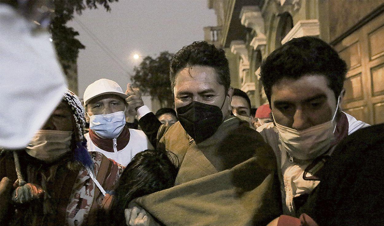 Vladimir Cerrón habría pedido ser ministro de Salud, pero Pedro Castillo se negó