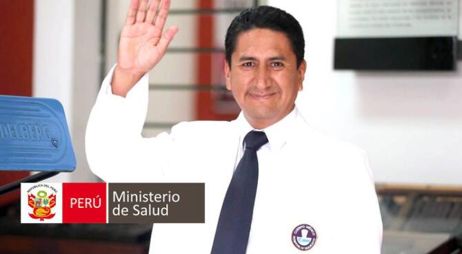 Revelan que Vladimir Cerrón pidió ser ministro de Salud en gobierno de presidente Castillo