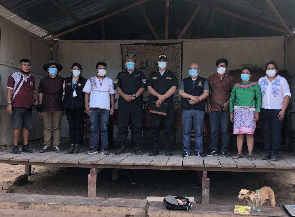 ¿El vaso medio vacío?: el Estado peruano frente a la CIDH por el caso de Santa Clara de Uchunya