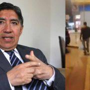 Agresión a ex fiscal supremo Avelino Guillén no debe quedar en la impunidad